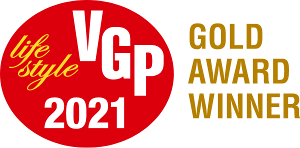 life style VGP 2021 GOLF AWARD WINNER